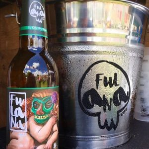 Cerveza artesanal «Fulana» Caja 24u 33CL Tercio