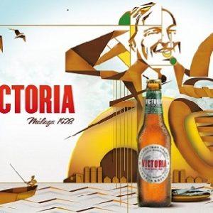 Cerveza «Victoria» (tercio) 24 Unidades 33CL