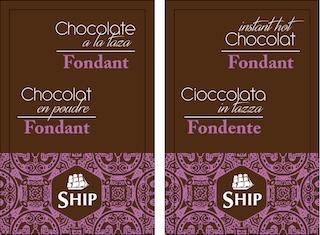 Chocolate a la taza «Fondant» Caja de 10 U