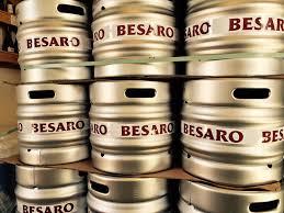 Cerveza artesanal Besaro Pale ale «Barril» 30 Litros retornable para grifo profesional. Sólo provincia de Cádiz. Más info para tu Restaurante por wathsapp!