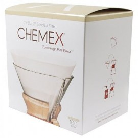 Filtro Chemex redondo 6-8 tazas