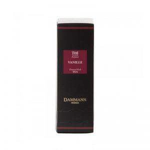 Té negro Dammann de Vainilla – 24 sobres